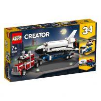 LEGO Creator Transporter für Space Shuttle