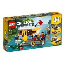 LEGO Creator Hausboot