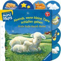 Ravensburger ministeps Abends, wenn kleine Tiere schlafen