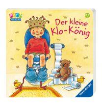 Ravensburger Der kleine Klo-König (Großformat 19x19 cm)