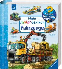 Ravensburger Mein junior-Lexikon: Fahrzeuge