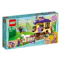 LEGO Disney Princess Rapunzel's Reisekutsche