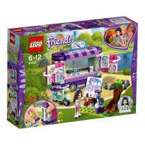 LEGO Friends Emma's rollender Kunstkiosk