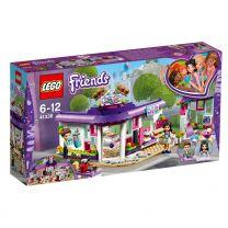 LEGO Friends Emma's Künstlercafé