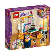 LEGO Friends Andrea's Zimmer