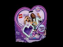 LEGO Friends Emma's Herzbox