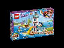 LEGO Friends Leuchtturm mit Flutlicht