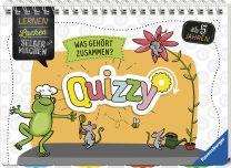 Ravensburger Quizzy: Was gehört zusammen?