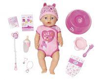 Zapf Creation Baby Born Soft-Touch Girl