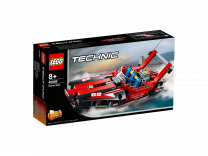 LEGO Technic Rennboot