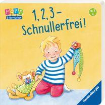 Ravensburger 1, 2, 3 - Schnullerfrei!