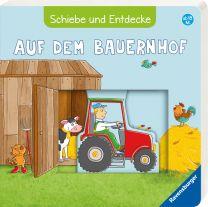 Ravensburger Schiebe und Entdecke: Auf dem Bauernhof