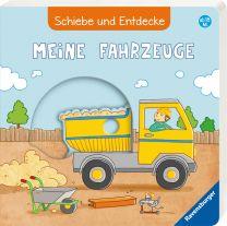 Ravensburger Schiebe und Entdecke: Meine Fahrzeuge