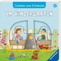 Ravensburger Schiebe und Entdecke: Im Kindergarten