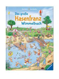 Ravensburger Das große Hasenfranz-Wimmelbuch