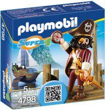 Playmobil Super 4 Sharkbeard