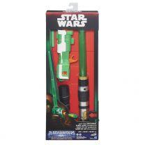 Hasbro Star Wars Rogue One Blaster-Power Lichtschwert