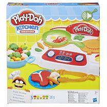 Hasbro Play-Doh Brutzel-Herd