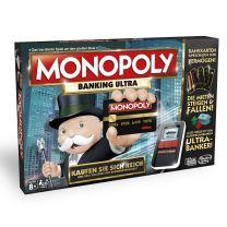 Hasbro Monopoly Banking Ultra - Österreich Edition