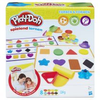 Hasbro Play-Doh Erste Farben & Formen