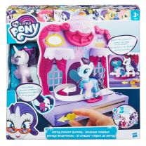 Hasbro My Little Pony Rarity's Modenschau