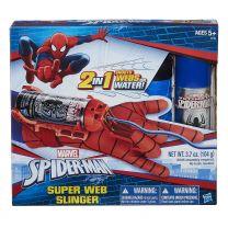 Hasbro Spider-Man Mega Blast Web Shooter mit Handschuh