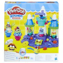 Hasbro Play-Doh Eiscreme Schloss
