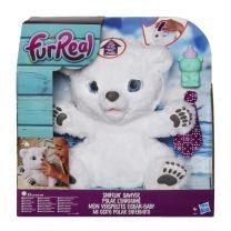 Hasbro FurReal Mein verspieltes Eisbär Baby