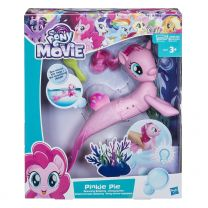 Hasbro My Little Pony Movie Schwimmendes Seepony Pinkie Pie