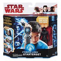 "Hasbro Star Wars Episode 8 3.75"" FORCE LINK Starterset"
