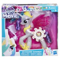 Hasbro My Little Pony Movie Leuchtzauber Prinzessin Celestia