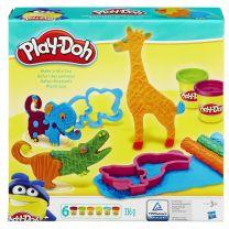 Hasbro Play-Doh Safari Knetwelt