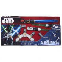 Hasbro Star Wars EP7 Jedi Meister Lichtschwert