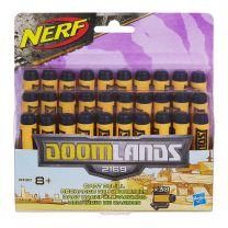 Hasbro Nerf Doomlands 30-er Dart Nachfüllpack