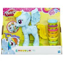 Hasbro Play-Doh My Little Pony Rainbow Dash Mähnenspaß