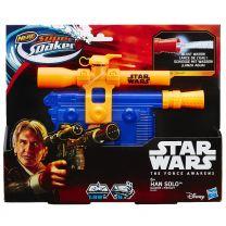 Hasbro Super Soaker Star Wars EP7 Han Solo Blaster