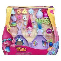Hasbro Trolls Trollstadt Poppys Haarsalon