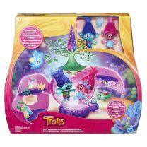 Hasbro Trolls Trollstadt Poppy's Krönungssaal
