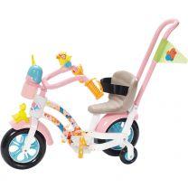 Zapf Creation Baby Born Play & Fun Fahrrad