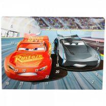 Disney Cars 3 Adventskalender (mit Schulartikel)