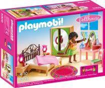 Playmobil Dollhouse Schlafzimmer mit Schminktischchen