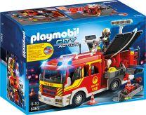 Playmobil City Action Löschgruppenfahrzeug mit Licht & Sound