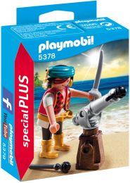 Playmobil Special Plus Pirat mit Kanone