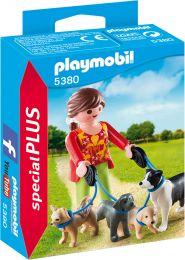Playmobil Special Plus Hundesitterin