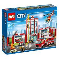 LEGO City Große Feuerwehrstation