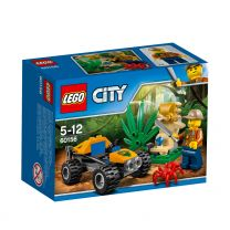 LEGO City Dschungel-Buggy