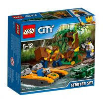 LEGO City Dschungel-Starter-Set