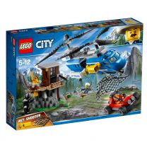 LEGO City Festnahme in den Bergen