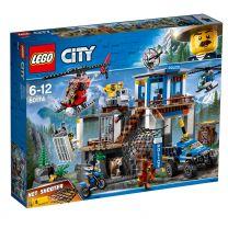 LEGO City Hauptquartier der Bergpolizei