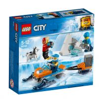 LEGO City Arktis-Expeditionsteam